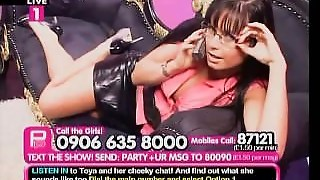 Secretary Toya In Glasses On Babestation #7