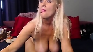 Mature Grandma Nasty Webcam Show 3