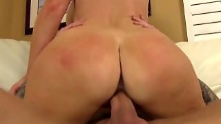 Hot Step-Mom Has Taboo Sex With Step-Son