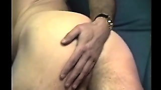 Amateur Mature Man Mark Jacks Off And Cums