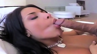 Anissa Kate Swallowing Compilation