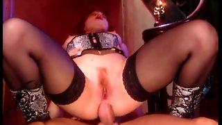 Laura Angel Having Fun With Her Slaves