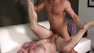 Muscle Father Fuckign Big Tool