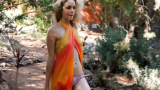 Madonna Strips Down To Her Bare Skin And Then Masturbates For Cam