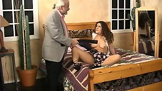 Rubbing On Her Clit And She Loves To Cuckold Him