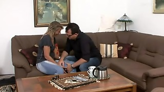 German Mature Woman Fucked At Home