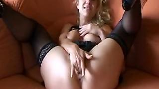 German Dirty Talk Masturbation