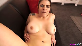 Spend Great Time With Perfect Huge Breasted Beauty Lucia Love