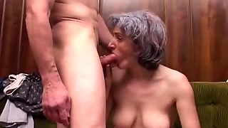 Granny, Mature, Anal, Double Penetration, Dp, Blowjob, Hardcore, Old And Young, Outdoor, Threesome