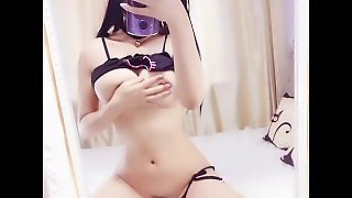 Made, Boobs, Asian, Teen, Solo, Amateur, Teenager, Big, China, Girl, Webcam