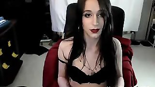 Masturbating, Brunettes, Stockings Solo, Webcams, Shemale Solo, Shemale