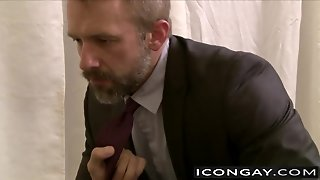 Dirk Caber Loves To Undress And Fuck Him Hard In His Bedroom