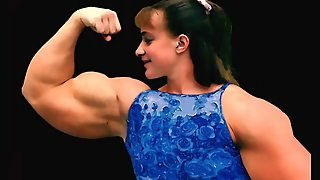 Female Bodybuilding Fbb Bodybuilder Amazon Queens