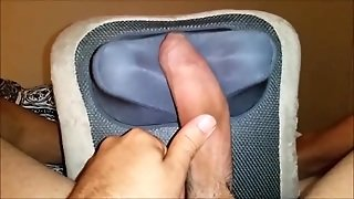 Long Foreskin Cum With Neck Massage Cushion