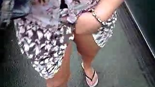 Flashing, Car, Amateur Car, Amateur Car Blowjob, Blowjo B, Voyeur On Public, Voyeur In The Car, Amateur Blowjob In The Car