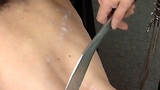 The Slave Mature Slut Was Dominated
