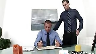 Gay At The Office