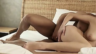 Glamorous Anal Sex In The Morning