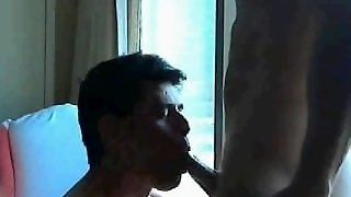 Gay Blowjob And Anal