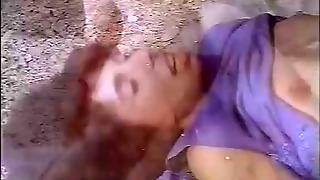 Deep Pussy Fuck Outdoor Near The Nature