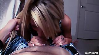 Pierced Tongue Gf Holly Taylor Pov Sex