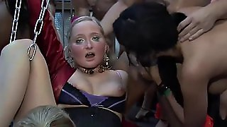 Drunk Sex Orgy Session With Stunning Sluts