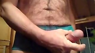 Hot Hairy Mature Cum