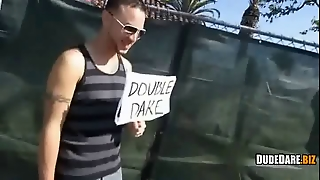 Dude Dare Skateboard Trick Dare