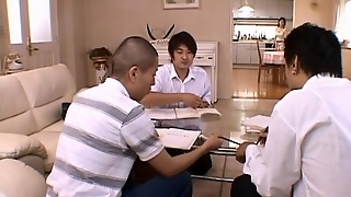 Miki Sato Real Asian Mother Part2