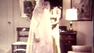 Ebony Whore Gets Just Married Couple To Fuck (1970S Vintage)