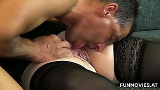 Kinky Swinger Fuck With Two Dirty Like Mud Ugly Housewives In Black Stuff