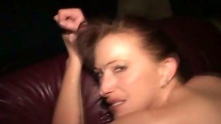 Wild Woman Fucks Total Strangers In A Gangbang At A Porn Theater