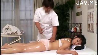 Japanese Slut Massaged