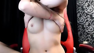 Teen Naked On The Chair
