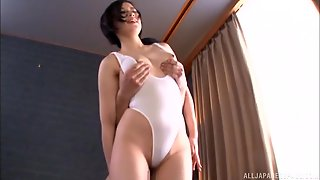 Cute Imanaga Sana Blows A Hard Cock Like There Is No Tomorrow