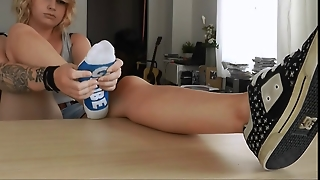 Joi - French Foot Addiction