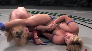 Submission, Sexual, Strapon Strap On Lesbian, Lesbian Dildo Strapon, Lesbian Wrestling With Strapon, Domination And Submission, Strapon Lesbian Domination, Lesbians Strapon Domination, Strap Bondage, Lesbian Blonde Strap On
