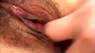 Asian Office Girl Orgasms