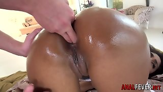 Black Babes Ass Fucked