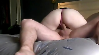 Youporn - Amateur Girlfriend Sucks And Fucks With Creampie Cumshot