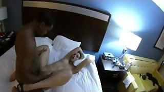Hotwife Meets Her Black Lover And Fucks Like There's No Tomorrow