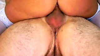 Curvy Blonde Amateur Fucked At Home