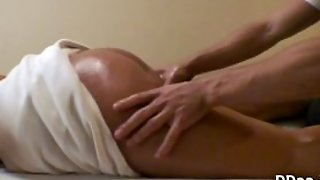 Hot Fucking After Oil Massage