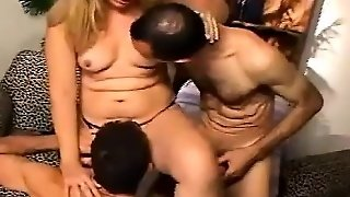 Sexy Amateur Bisexual Mmf