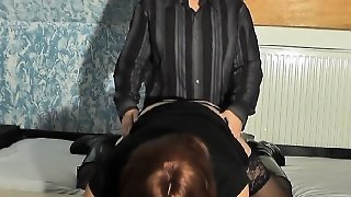 Mistress Fucks T-Girls And Crossdressers