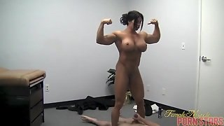 Bodybuilder, Female Bodybuilder, Female Muscle, Hd