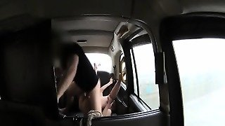 Asslicking British Amateur Analized By Cabbie