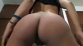 Freaky Nipples, Asshole And Pussy On This Gal