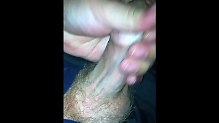 Jerking Off Small Cock