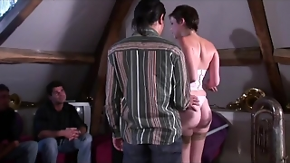 French Teen Needs Rough Sex